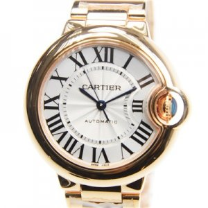 CARTIER [NEW] Ballon Bleu de Pink Gold 33mm W6920068 (Retail Price HK$195,000)