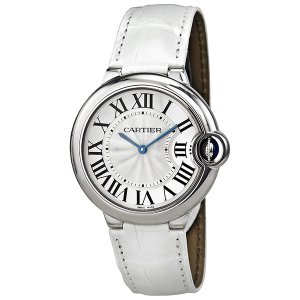 CARTIER [NEW] Ballon Bleu Silver Dial Ladies W6920087 (List Price: HK$37,800)