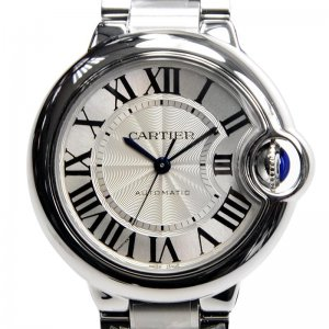 Cartier [NEW] Ballon Bleu W6920071 Ladies 33mm (List Price: HK$43,200)