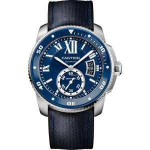 CARTIER [NEW] Calibre Diver Automatic Mens WSCA0010 (Retail:HK$59,500)