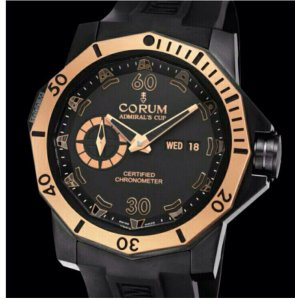 Corum [NEW] Admiral's Cup 48mm Seafender Deep Dive Watch 947.950.86/0371 (Retail:HK$127,100)