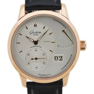 Glashutte Original [NEW] PanoReserve Rose Gold 65-01-25-15-04  (Retail:HK$184,500)