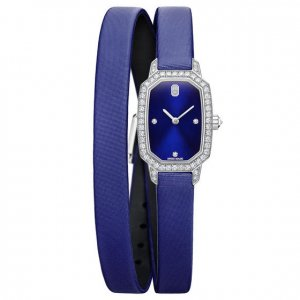 Harry Winston [NEW] Emerald EMEQHM18WW001 (Retail:US$12,000)