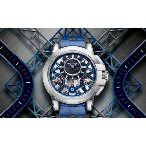 Harry Winston [NEW] Project Z10 Zalium OCEABI42ZZ001