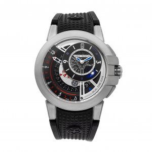 Harry Winston [NEW] Project Z8 limited edition, automatic zalium OCEATZ44ZZ009