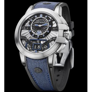 Harry Winston [全新] OCEABD42ZZ001 Ocean Collection Project Z11 (Retail:US21,800)