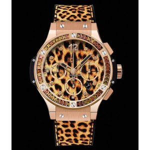 Hublot [NEW] Big Bang 41mm Automatic Date Ladies 341PX7610NR1976