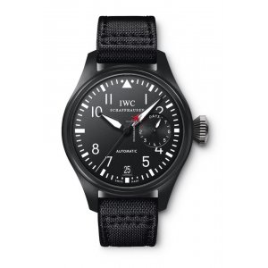 IWC [NEW] Big Pilot Top Gun Automatic Power Reserve IW501901