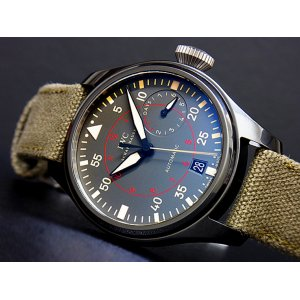 IWC [NEW] Big Pilots Top Gun Miramar Anthracite Dial Automatic Mens Watch IW501902 (Retail:HK$126,000.00)
