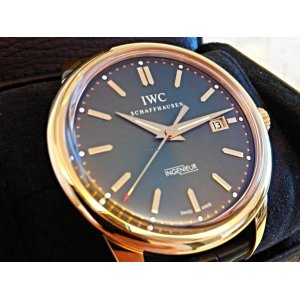 IWC [NEW] Ingenieur Automatic Rose Gold Mens Limited Edition IW323313 (Retail:HK$150,000)