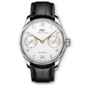 IWC [New] IW500704 Portuguese 7 Days Power Reserve Automatic (Retail:HK$99,000)