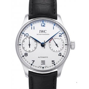 IWC [New] IW500705 Portuguese 7 Days Power Reserve (Retail:HK$99,000)
