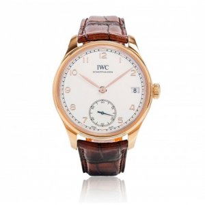 IWC [NEW] IW510204 Portuguese Hand-Wound 8 Days  (Retail: HK$146,000)