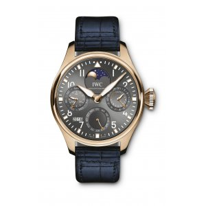 IWC [NEW][LIMITED 36] IW503802 Big Pilot's 'A Tribute to the 1st IWC Pilot's Watch' (Retail:EUR45900)