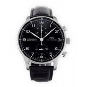 IWC Portuguese Automatic Chronograph IW371447 (List Price: HK$ 60,600)