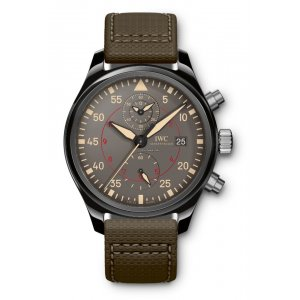 IWC [全新] IW389002 Pilot Automatic Anthracite Dial (Retail:US$10,900)