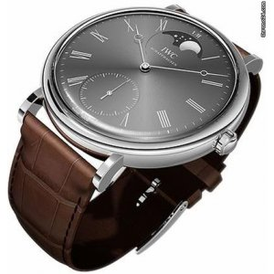 IWC [SPECIAL][NEW] Vintage Portofino Hand Wound Mens IW544804 (Retail:HK$175,000)