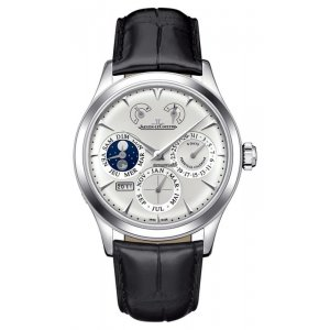 Jaeger-LeCoultre [全新] Q1618420 Master Eight Days Perpetual  (Retail:US$21,500)