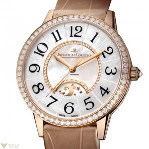JAEGER LECOULTRE [NEW] Rendez-vous Joaillerie Mother of Pearl RG Diamond Ladies Q3432490 (Retail:HK$302,000)