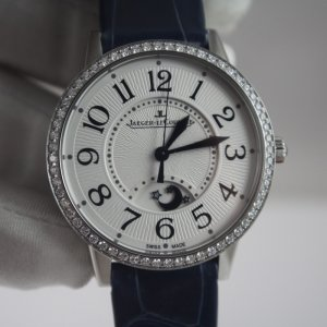 Jaeger-LeCoultre [NEW] Rendez-Vous Night & Day Q3448420 (List Price: HK$106,000)