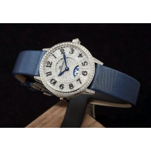 Jaeger-LeCoultre [NEW] Rendez-Vous Night & Day Q3463407 White gold 29mm Ladies (Retail:HK$365,000)