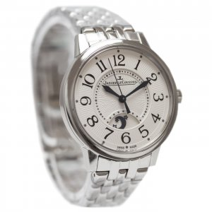 Jaeger LeCoultre [全新] Q3448190 Rendez-Vous Silver Dial Auto Ladies  (Retail:US$10,100)