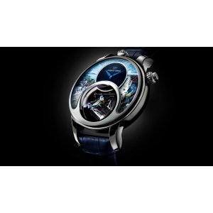 Jaquet-Droz [NEW] CHARMING BIRD Complications J031534202 (Retail:CHF 410,000)