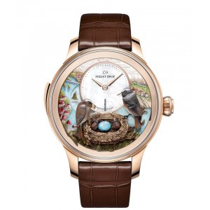Jaquet-Droz [NEW][LIMITED 8] BIRD REPEATER FALL OF THE RHINE J031033206
