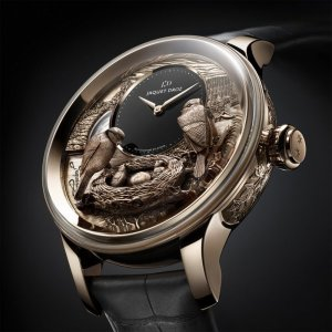 Jaquet-Droz NEW-LIMITED 8-全新限量8支 THE BIRD REPEATER Full Engraved J031033202 (Retail Price: CHF 600000)