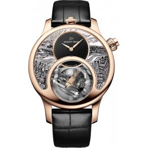 Jaquet-Droz [NEW][LIMITED 8] Rose Gold 2017 Charming Bird J031533200