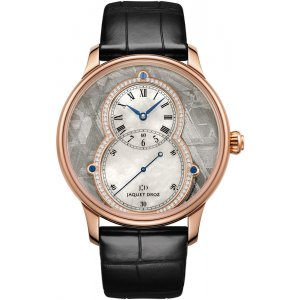 Jaquet Droz [NEW][LIMITED EDITION 88 PIECE][全新限量88支] Grande Seconde Circled 43mm J003033340 (Retail:CHF 29800)