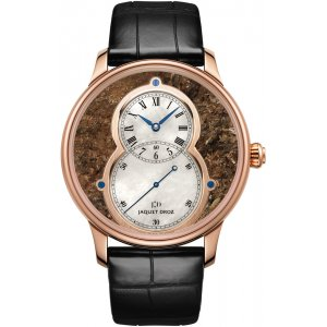 Jaquet Droz [NEW][LIMITED EDTION 88 PIECE][全新限量88支] Grande Seconde Bronzite 43mm J003033357 (Retail:CHF 24164)