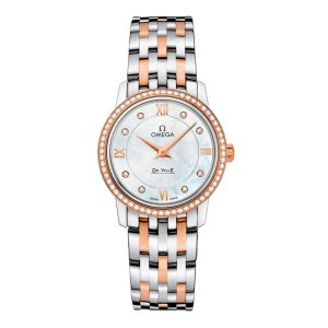 Omega NEW 42425276055002 De Ville Prestige 27.4mm