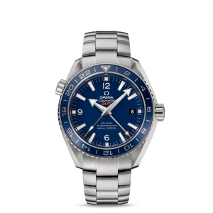 Omega [NEW] SEAMASTER PLANET OCEAN 600 M CO-AXIAL GMT 43.5mm 232.90.44.22.03.001 (Retail:HK$75,300)
