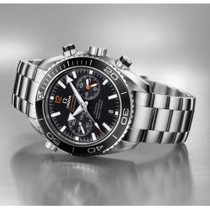 Omega [NEW] Seamaster Planet Ocean Automatic Chronograph 232.30.46.51.01.003 (Retail:HK$64,600)