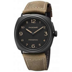 Panerai [NEW] ^ [LIMITED 101] ^ [全新限量101支] PAM 613 Radiomir Black Seal Ceramica Istanbul Boutique Edition