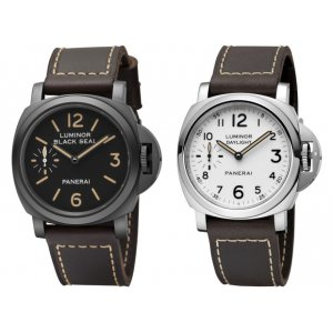 Panerai [NEW][LIMITED 500] PAM 785 Special Edition Set Daylight & Black Seal 8 Days 44mm (Retail:HK$133,400)