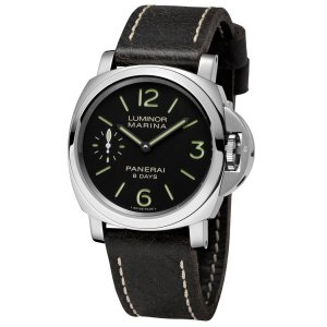PANERAI [NEW] LUMINOR MARINA 8-DAYS ACCIAIO PAM 510