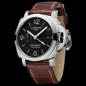 Panerai [NEW] PAM 1320 Luminor 1950 3 Days GMT Automatic Acciaio (Retail:HK$66,600)