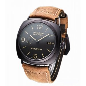 Panerai [NEW] PAM 505 Radiomir Composite Black Seal 3 Day for 45 mm Ceramic (Retail: HK$70,700)