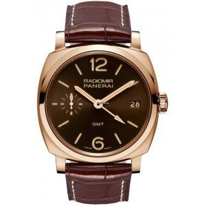 Panerai [NEW] PAM 570 Radiomir 1940 47mm RG Brown Dial