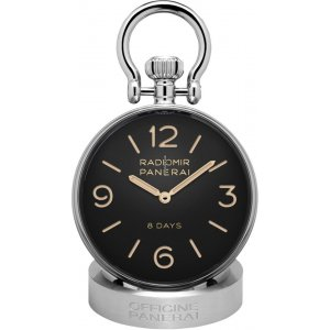 Panerai [NEW] PAM 581 Panerai Table Clock Sphere 65mm (Retail:HK$40,300)
