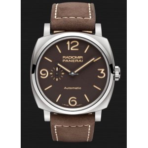 Panerai [NEW] PAM 619 Radiomir 1940 3 Days Automatic Titanium 45mm (Retail:HK$82,600)