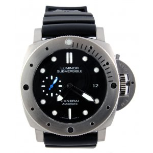 Panerai NEW-全新 PAM 1305 Luminor Submersible 1950 3 Days Titanio (Retail:HK$69,200)