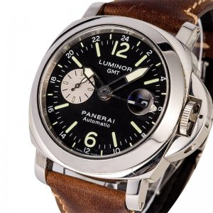 PANERAI NEW-全新 PAM01088 LUMINOR GMT AUTOMATIC ACCIAIO (Retail:HK$57,100)