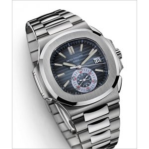 Patek Philippe [NEW] Nautilus Chronograph Blue Dial 5980/1A-001 Collectable - SOLD!!