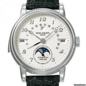 Patek Philippe [MINT] White Gold Perpetual Calendar Minute Repeat Tourbillon 5016G