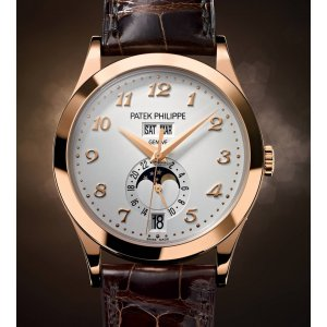 Patek Philippe [NEW][2016 NOVELTY MODEL] Annaul Calendar 5396R-012 (Retail:HK$359,000)