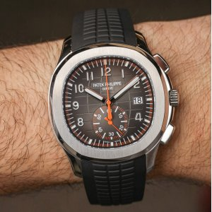 Patek Philippe [NEW 2018 MODEL] Aquanaut Chronograph 5968A