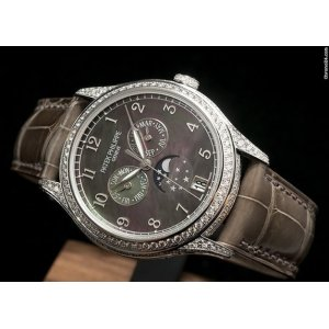 Patek Philippe [NEW] 4936G Ladies Annual Calendar Moonphase Complications 37mm (Retail:HK$344,600)